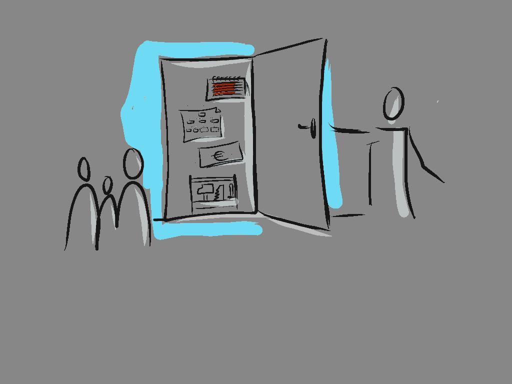 bildungsserver Titelbild Kommunikation und Haltung in der Arbeit mit Familien - Wertschätzung als Methode