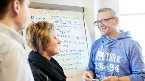 Bildungsserver Titelbild Führungspotenziale entwickeln