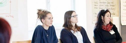 Bildungsserver Titelbild Sozialmanagement 1 - Teams leiten