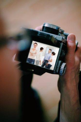 Bildungsserver Titelbild hörbar – sichtbar - Perspektiven für ein gezieltes Auftreten
