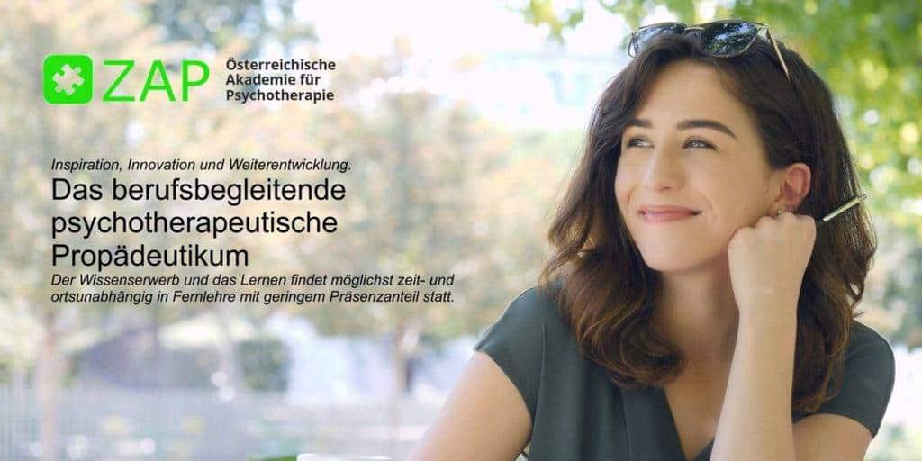 bildungsserver Titelbild Psychotherapeutisches Propädeutikum (berufsbegleitend, Fernlehre), Zentrum für Angewandte Psychologie GmbH