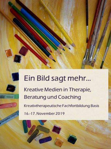bildungsserver Titelbild Kreative Medien in Therapie, Beratung und Coaching