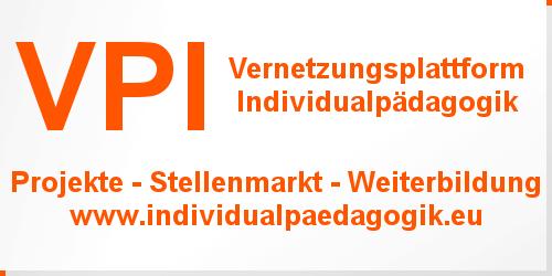 bildungsserver Infobanner VPI Vernetzungsplattform Individualpädagogik