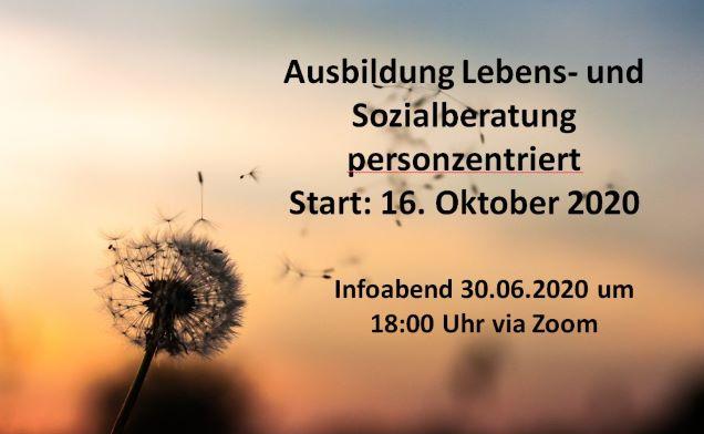 Lebens- und Sozialberatung INFOABEND 30.06.2020
