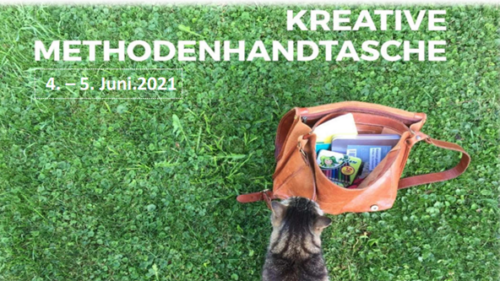 Kreative Methodenhandtasche
